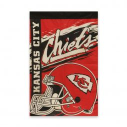 NFL Flag Kansas City Chiefs Hemlet