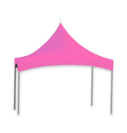 Pink 15x15 High Peak Tent