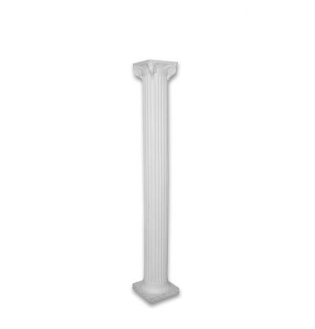 Plastic Corinthian Column