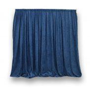 Presidential Blue Drape