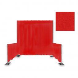 Red Banjo Drape