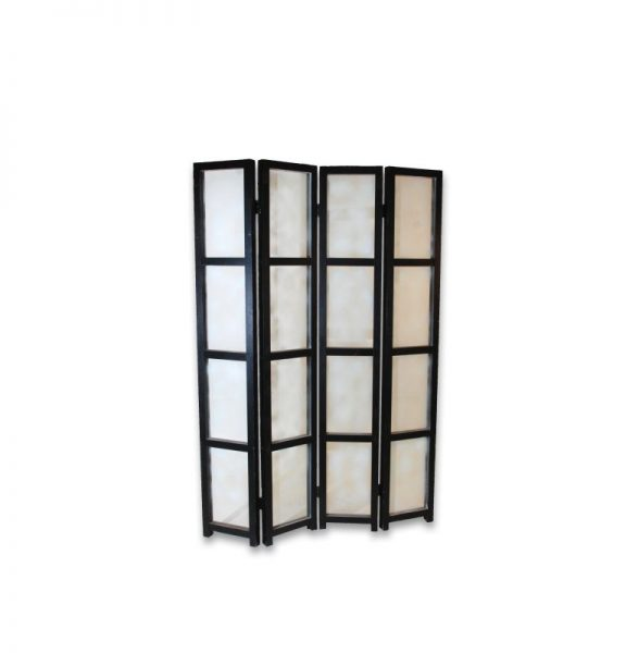 Room Divider Frosted Glass Rental PRI Productions Inc
