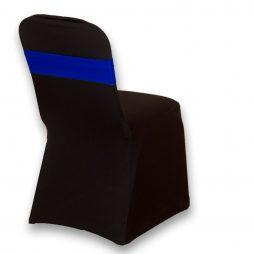Spandex Chair Band Cobalt Blue