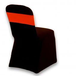 Spandex Chair Band Orange