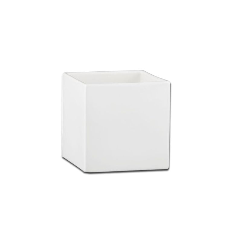 Ceramic Cube Vase Vase And Cellar Image Avorcor