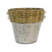 Wicker Bucket