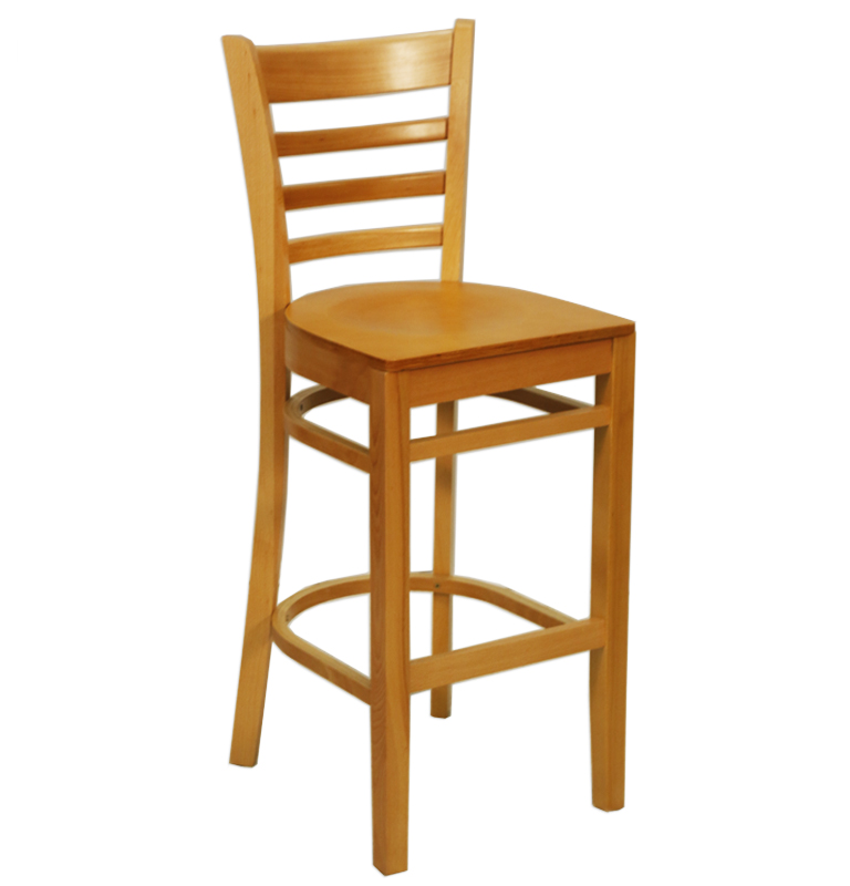 Strange Wooden High Back Bar Stool Rental Pri Productions Inc Ibusinesslaw Wood Chair Design Ideas Ibusinesslaworg
