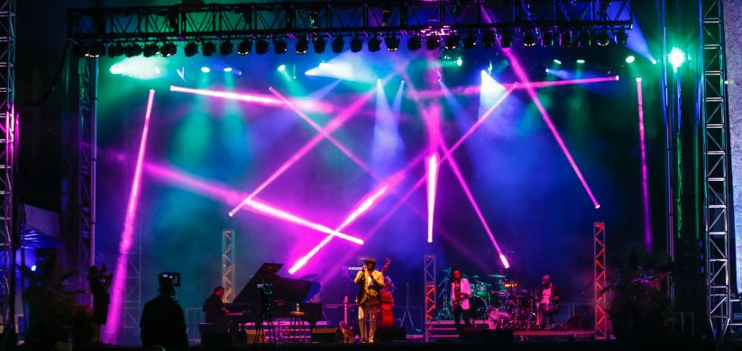 Jacksonville, FL Concert Production Lighting