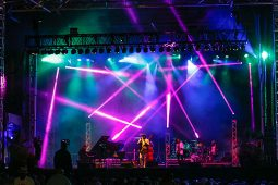 Jacksonville, FL Concert Production Lighting