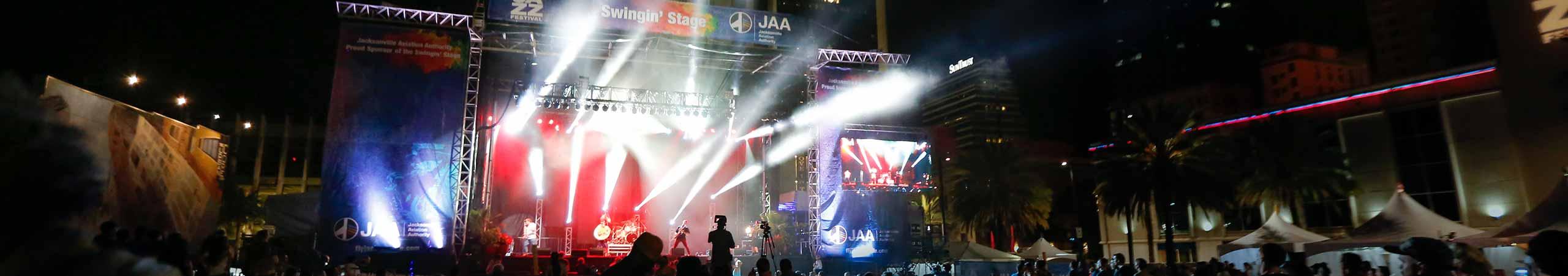jacksonville fl concert production company pri productions