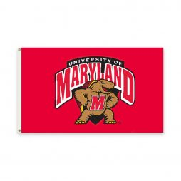 University Flag Maryland