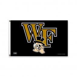 University Flag Wake Forest
