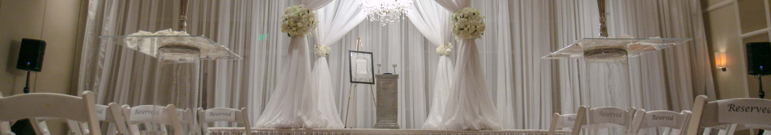 Jacksonville Wedding Decor