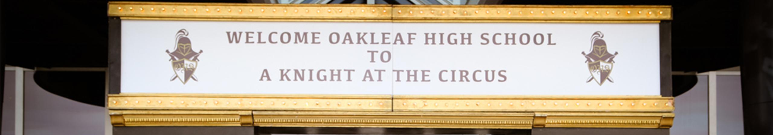 Oakleaf High School Prom 2017