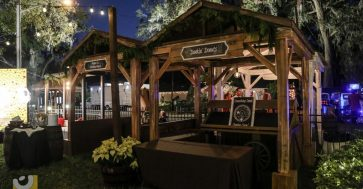 Jacksonvill Event Rental - Market Hut