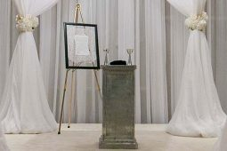 Jacksonville, FL Event Rentals Decor Pedestals