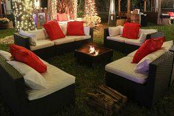 Jacksonville, FL Event Rentals Decor Pillows