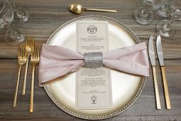 Jacksonville, FL Event Rentals Dinnerware and Catering Flatware
