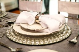 Jacksonville, FL Event Rentals Dinnerware and Catering Plates