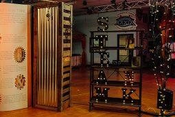 Jacksonville, FL Event Rentals Event Furniture Shelves