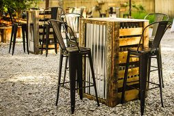 Jacksonville, FL Event Rentals Event Furniture Tables Cocktail Table