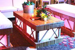 Jacksonville, FL Event Rentals Event Furniture Tables End Tables