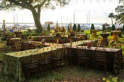 Jacksonville, FL Event Rentals Event Furniture Tables Folding Rectangular Tables