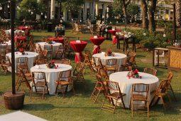 Jacksonville, FL Event Rentals Event Furniture Tables Folding Round Tables
