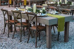 Jacksonville, FL Event Rentals Event Furniture Tables Specialty Tables
