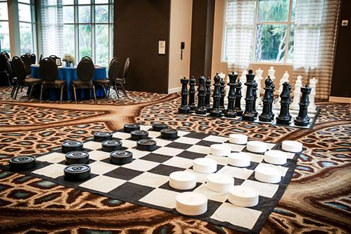 Jacksonville, FL Event Rentals Games & Interactives