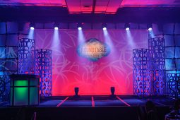 Jacksonville, FL Event Rentals Presentation and Stage