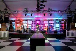 Jacksonville, FL Event Rentals Stages