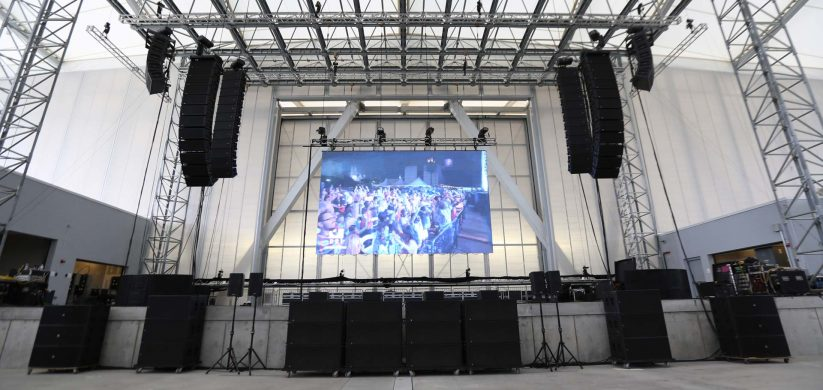 LED Video Wall in Jacksonville, FL | Video Wall Rental | PRI