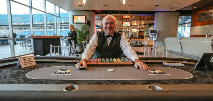 Jacksonville, FL Casino Dealer Booking