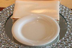 Jacksonville, FL Dinnerware & Catering Dessert Plate Rentals