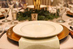 Jacksonville, FL Dinner/Lunch Plates Rental