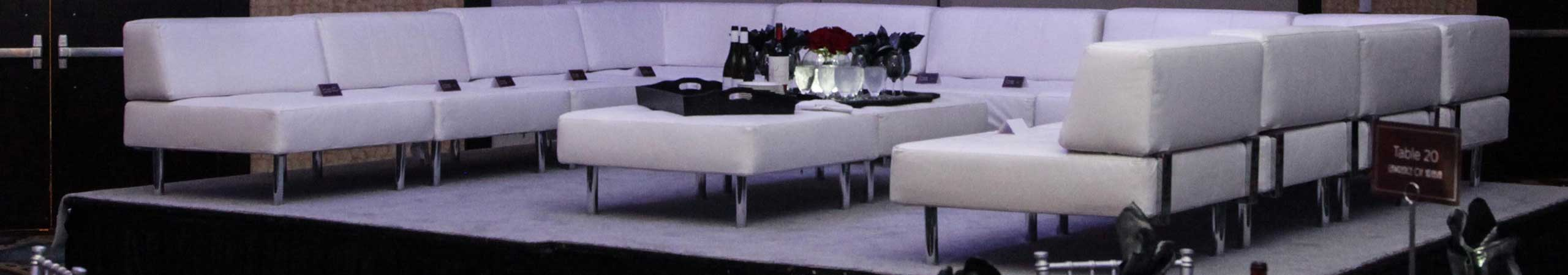 Jacksonville, Seating Event Furniture Rentals