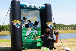 Jacksonville, FL Football Sports Game Rentals