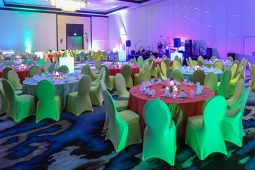 Jacksonville, FL Chair Covers Rental