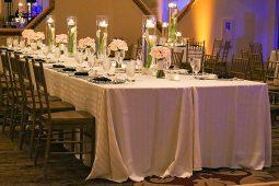 Jacksonville, FL Tablecloth Rentals