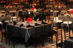 Jacksonville, FL Table Linens Rental