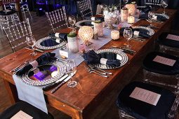 Jacksonville, FL Event Rentals Linens and Chair Decor Table Linens Table Runner