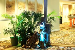 Jacksonville, FL Artificial Decor Plants Greenery Rentals