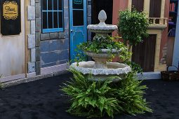 Jacksonville, FL Plants Fountains Rental