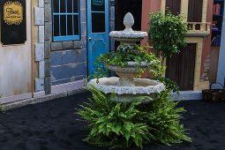 Jacksonville, FL Plants Fountains Rental