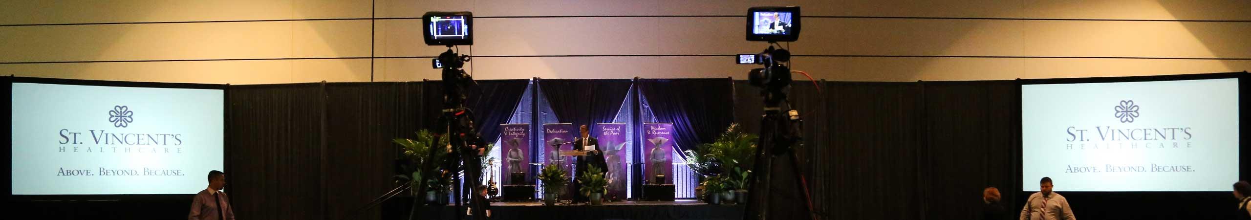 Jacksonville, FL Presentation & Stage Rentals
