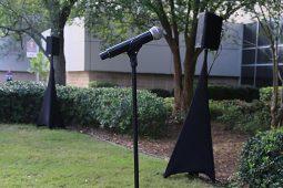 Jacksonville, FL Microphone & Speakers Rental