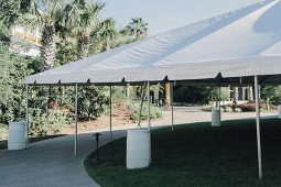 Jacksonville, FL Event Tent Support Rentals