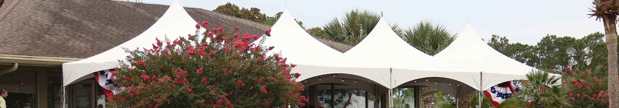 Jacksonville, FL Tent Rentals