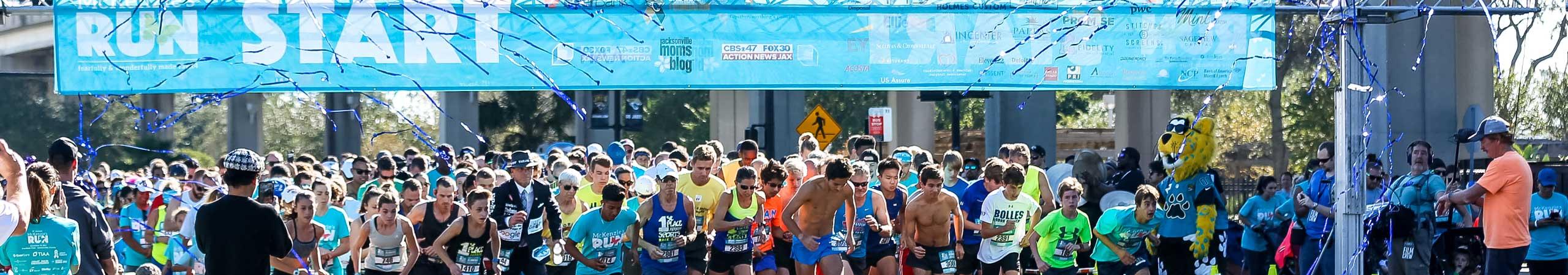 Jacksonville FL Marathons